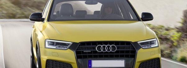 2018 Audi Q3 Price