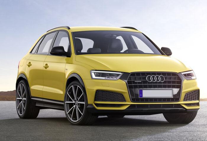 2018 Audi Q3 Specs