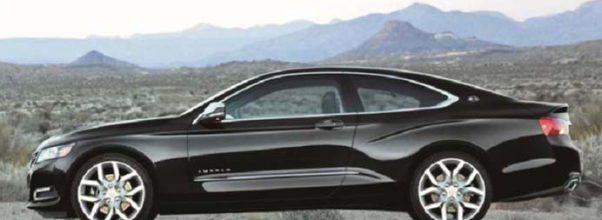 2018 Chevrolet Impala exterior side