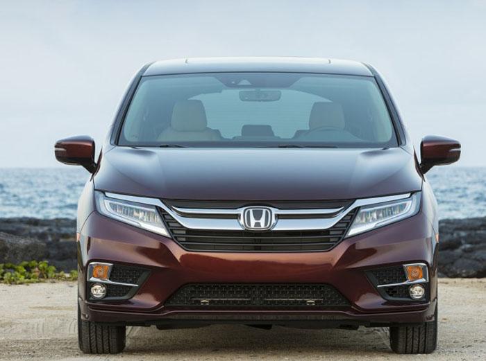 2018 Honda Odyssey Specs