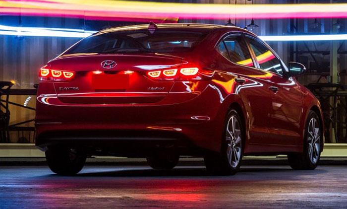 2018 Hyundai Elentra Price