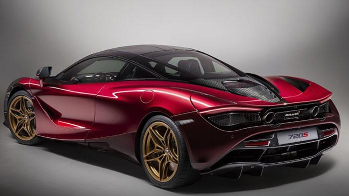 2018 McLaren 720S Spec