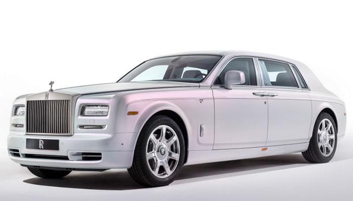2018 Rolls Royce Phantom Price