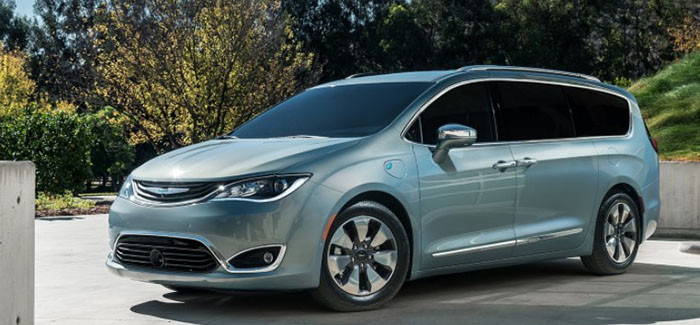 2019 Chrysler Pacifica Release Date