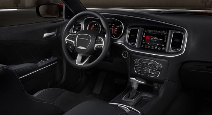 2019 Dodge Charger Interior