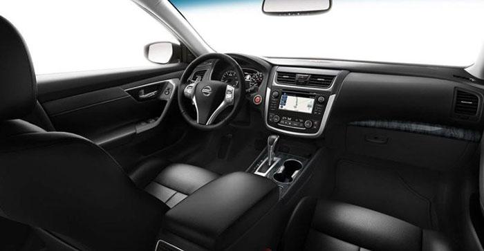 2019 Nissan Altima Interior Design