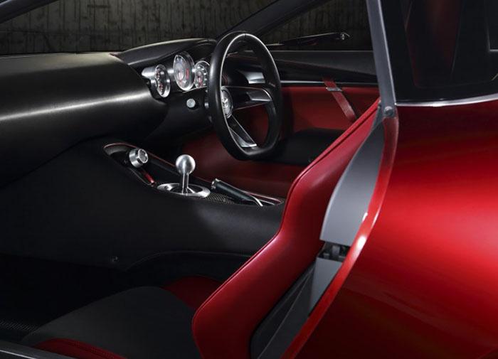 Mazda RX7 2019 Interior