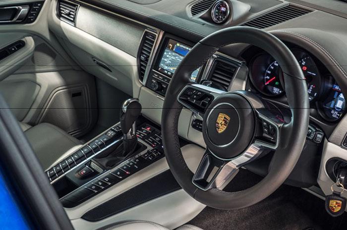 Porsche Macan 2018 Interior Design