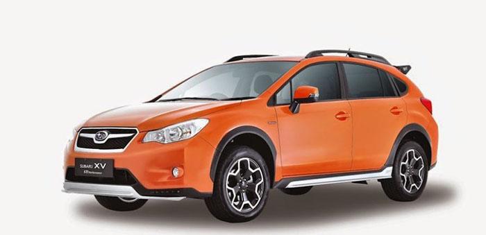 Subaru XV STI Performance