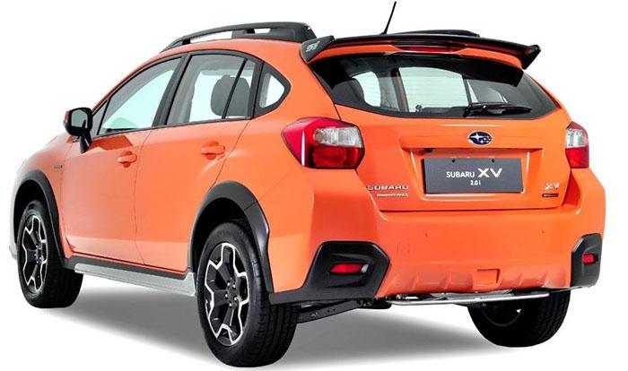 Subaru XV STI Price