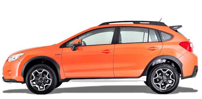 Subaru XV STI Release Date