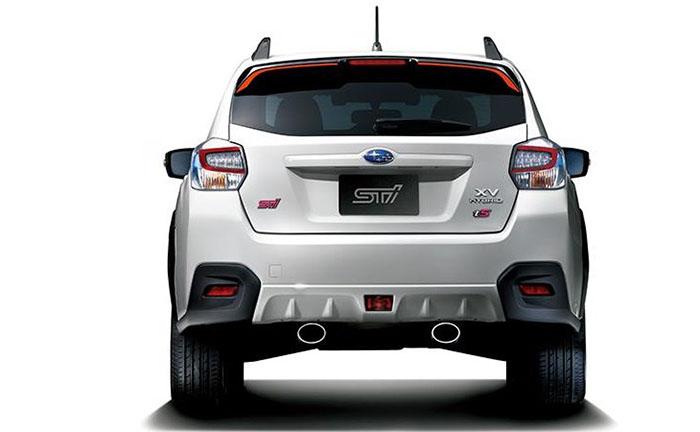 Subaru XV STI Spec