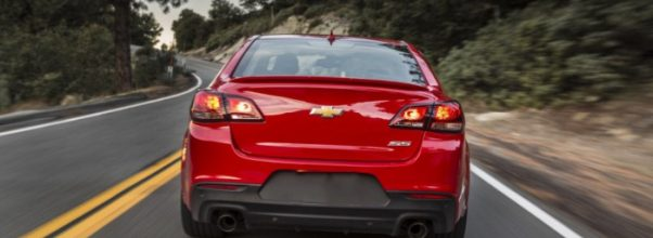 2018 Chevy Ss 2018 chevrolet ss v8 release date and redesign 201