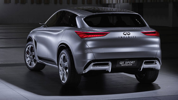 """Inspired by Infiniti's acclaimed """"Powerful Elegance"""" desig"""