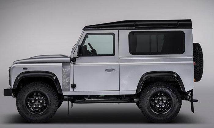 2018 Land Rover Defender Spec