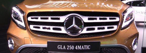 2018 Mercedes GLA Performance