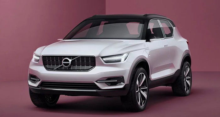 2018 Volvo XC40 Release Date