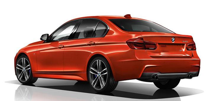 2019 BMW 3 Spec