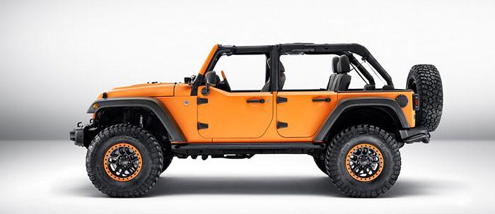 2019 Jeep Wrangler Performance