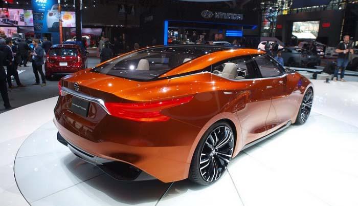 2019 Nissan Maxima Spec