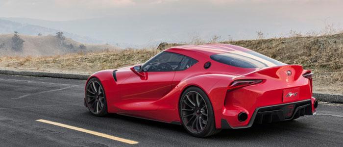 2019 Toyota Supra Release Date