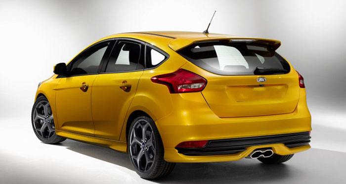 Ford Focus 2018 Performance