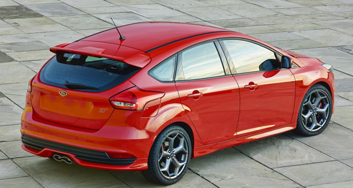 Ford Focus 2018 Release Date
