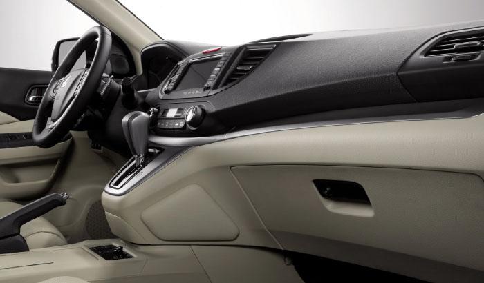 Honda CR-V Interior,