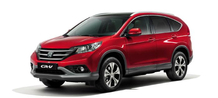 Honda CR-V Performance,