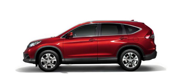 Honda CR-V Price