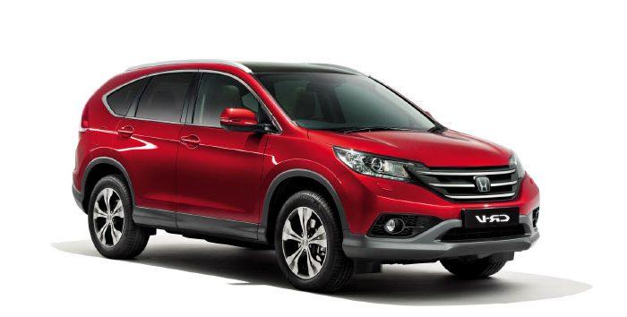 Honda CR-V Spec,