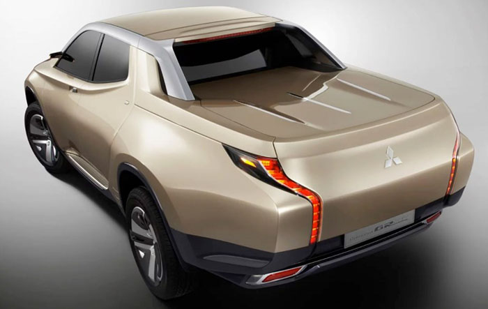 Mitsubishi GR-HEV Release Date
