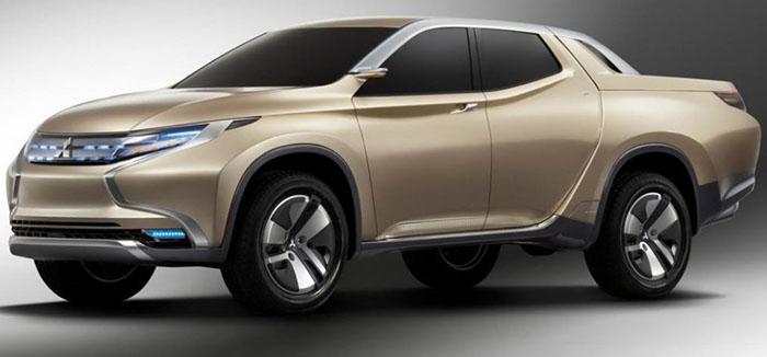 Mitsubishi GR-HEV Spec