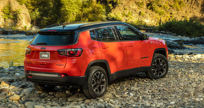 2018 Jeep Compass Release Date