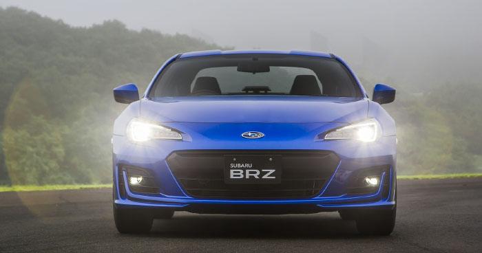 2018 Subaru BRZ Performance
