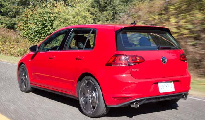 2018 Volkswagen Golf GTI Release Date