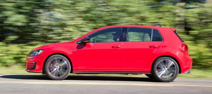2018 Volkswagen Golf GTI Spec