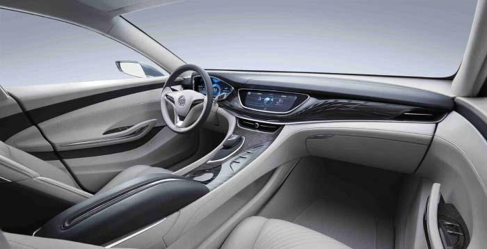 2019 Buick Avenir Interior