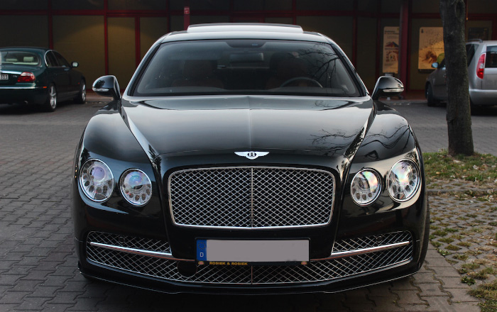 Bentley Flying Spur W12 S Performance