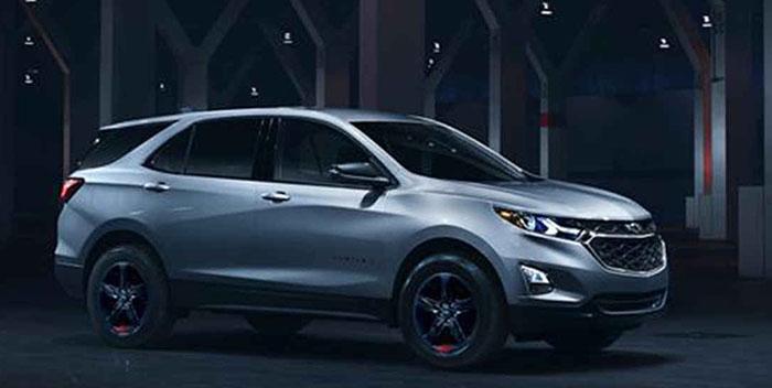 2019 Chevrolet Equinox side