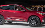 2020 Acura RDX release date