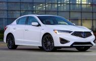 2020 Acura ilx Redesign