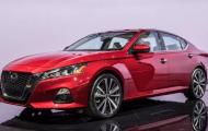 2020 Nissan Altima Redesign