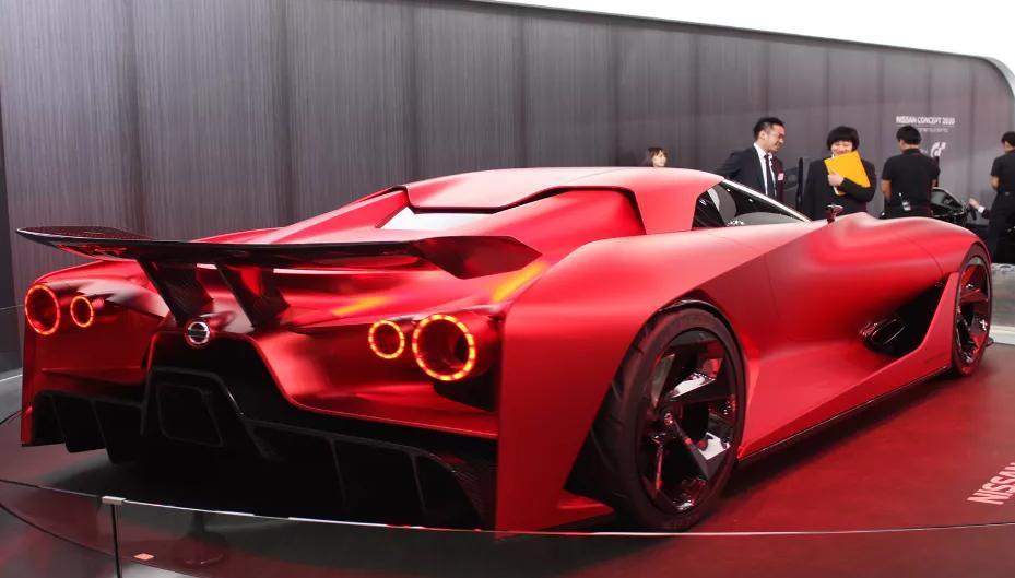 2020 Nissan GTR R36 Exterior
