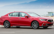 2020 Acura Sport Hybrid Redesign