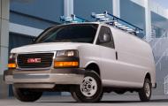 2020 GMC Savana Cargo Redesign