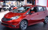 2020 Nissan Versa Note Redesign
