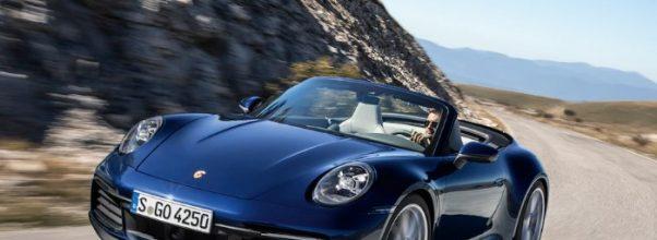 2020 Porsche 911 Carrera 4S Cabriolet Redesign