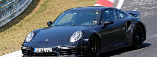 2020 Porsche 911 Turbo Cabriolet Redesign