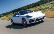2020 Porsche Panamera Turbo S E-Hybrid Executive Redesign
